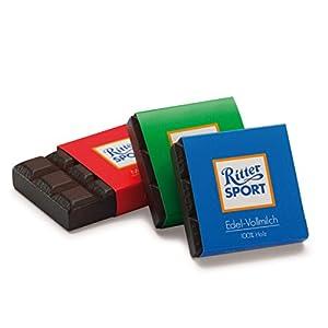 Erzi Juego de imaginación Grocery Madera Shop Mercancías Ritter Sport Mini Mix Chocolate