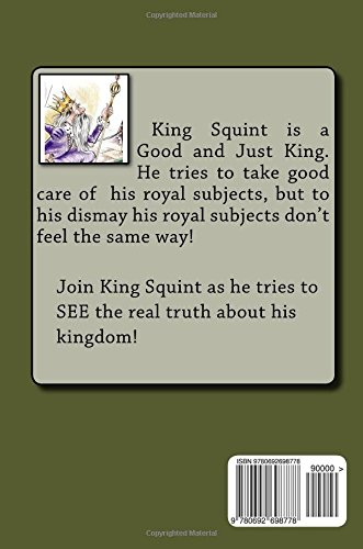 Image of King Squint: and the Land of Nodd: Volume 1