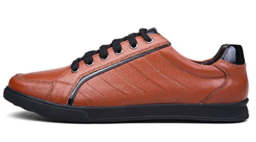 Minitoo , Chaussures à lacets homme Marron