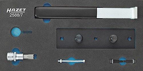 HAZET 2588/7Werkzeug-Fokus in Phase Motor VW FSI, TFSI, 2.016V, mehrfarbig, Anzahl Werkzeug 7