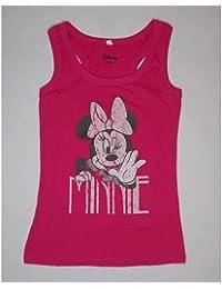Débardeur T-shirt Minnie Summer fille 10/12/14ans–en6132