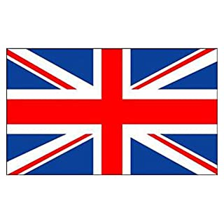 akldigital Great Britain (Union Jack) National Flag - 5ft x 3ft (GT Britain)