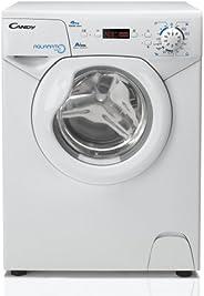 Lave linge Hublot Candy AQUA1042D1 - Lave linge - Pose libre Frontal - capacité : 4 Kg - Vitesse d'essorag