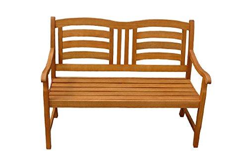 "Indoba Gartenbank, 2-Sitzer ""Montana"" – Serie Montana, braun, 120 x 65 x 91 cm, IND-70287-GB2 - 3"