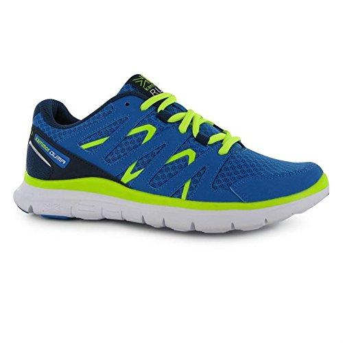 Karrimor Duma Kinder Junior Jungen Laufschuhe Turnschuhe Sportschuhe Sneaker Blue/Navy