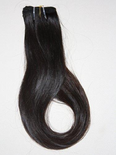 40,6 cm Pure Brésilienne cheveux naturels/Premium Extensions de cheveux/cheveux humains Remy