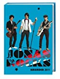 Jonas Rocks Kalenderbuch 2011: 17-Monats-Kalendarium mit Schulferien, Stundenplänen, Notenübersicht -