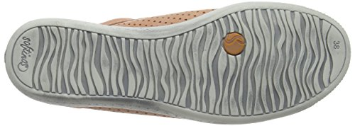 Softinos - Ica388sof, Scarpe da ginnastica Donna Rosa (Salmon)