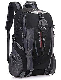 Hoovo Zaino Trekking 40 litri Resistente all acqua per Trekking Alpinismo  Escursionismo Viaggio Arrampicata ( b2ac0aafedd