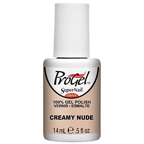 NEW crémeux Nude Supernail Vernis à ongles Progel - 14 ml