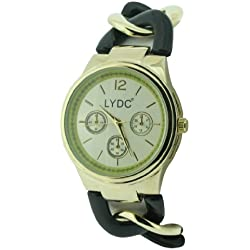 Lydc Women'Armbanduhr Analog Quarz Armband LYDC47/D