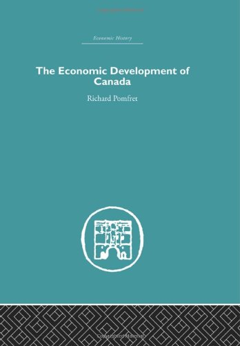 The Economic Development of Canada (Studies in African American History and Culture)