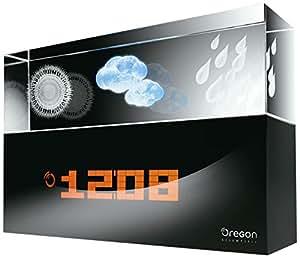 Oregon BA 900 Station meteo 3D avec station Cristal