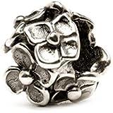 Trollbeads Beads in argento 925 Ortensia 11106