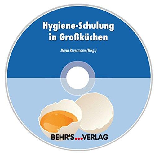 Hygiene-Schulung in Großküchen CD-ROM