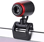 HD Webcam 1080P Streaming Web Camera Autofocus Webcam with Microphone for Video Calling Gaming Conferencing US