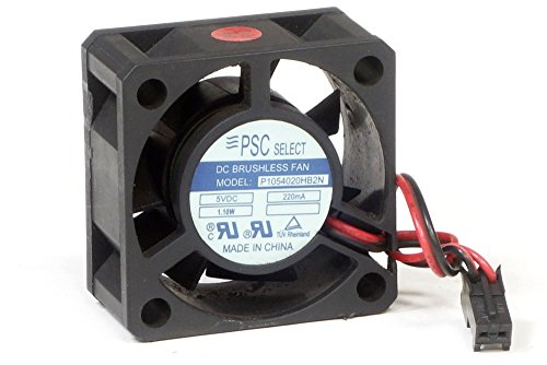 PSC Select P1054020HB2N Cisco Catalyst 3500 Cooling Fan 40x20mm DC-5V 2-Pin 1.1W (Generalüberholt)