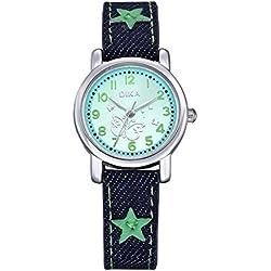 fashion children watch/Student quartz watch/Clean the watch-G