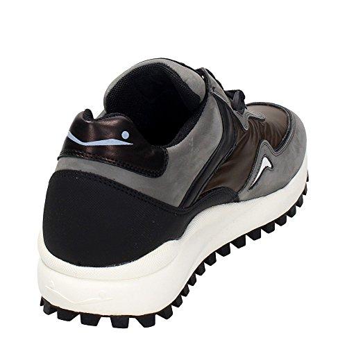 Sneaker Voile Blanche Stealth Grigio Militare / Nero