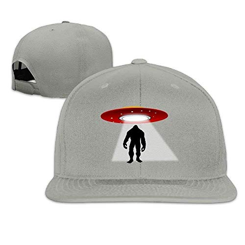 Imagen de gfhigfkj snapback ufo bigfood flat bill sun hat unisex baseball caps for girls boys teens abcde06140