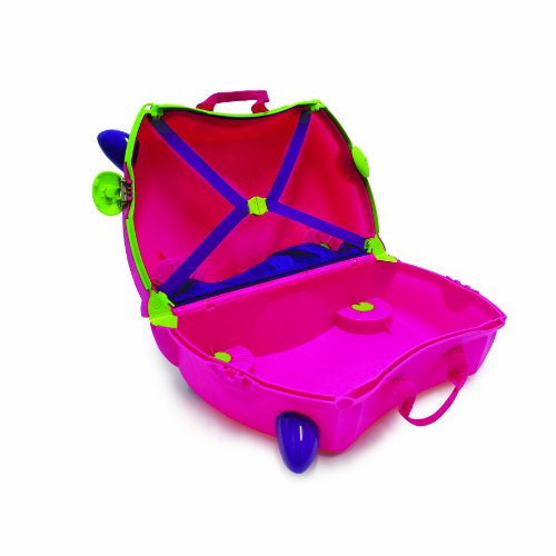 Trunki Ride-on Suitcase – Trixie (Pink)