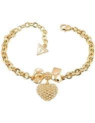 Guess - Bracelet charms - Acier inoxydable - Oxyde de Zirconium - 6 cm - UBB21574-S