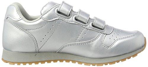 Lico Glare V, Sneaker a Collo Alto Donna, Blu (Silber Silber), 38 EU