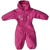 Trespass child-89496 - Traje/Body de náutica para niño, Color Rosa, Talla M