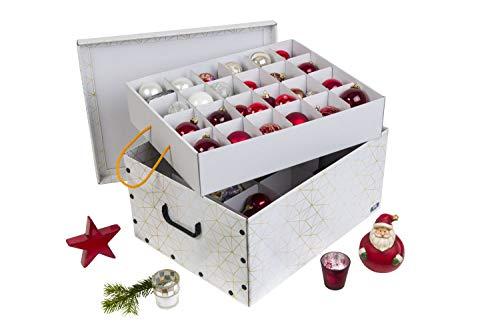 aufbewahrungsbox christbaumkugeln tchibo. Black Bedroom Furniture Sets. Home Design Ideas