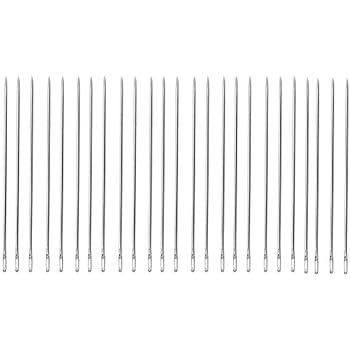 2x Wool Hand Sewing Knitting Needles Large Eye Whitecroft Essentials Free P+P