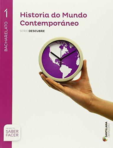 HISTORIA MUNDO CONTEMPORANEO 1 BACHILLERATO OBRADOIRO - 9788499724133 por Vv.Aa.
