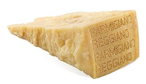 Traditional Parmesan Cheese CASEINUS 24 months aged - 2,2 lb piece (Parmigiano Reggiano 24 mesi) (1kg piece)