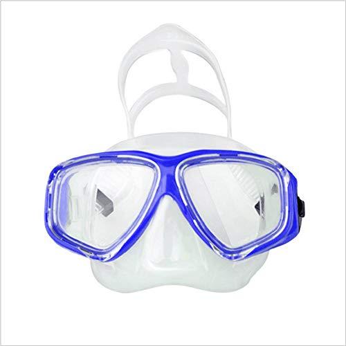 Taucherbrille Gopro Schnorchel Set Anti Fog Film Tauchen Maske gehärtetes Glas Goggle zum Schwimmen Schnorcheln