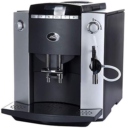 Automatische Kaffeemaschine, die 1200 Watt Schwarz/Braun pumpt