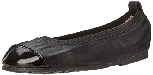 pediped Angie, Ballerines fille Noir (black Patent)