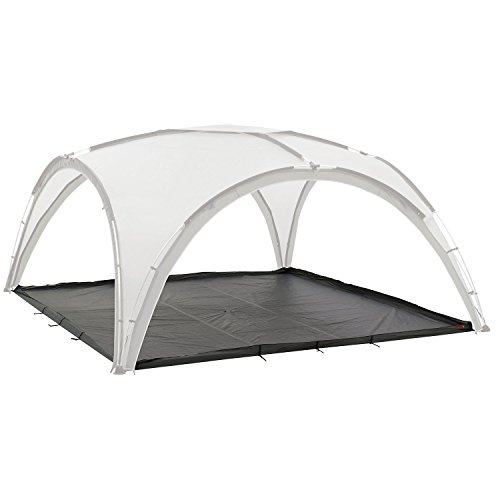41i9U%2BbOE6L. SS500  - Coleman Zippable Deluxe Groundsheet for Event Shelter - Black, 4.5 x 4.5 m/X-Large