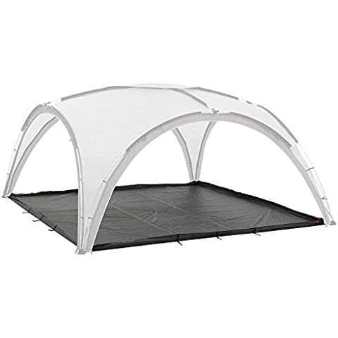 Coleman Event Shelter Deluxe Groundsheet - Suelo de lona impermeable 436 x 436 cm con cremallera, PE 120 g/m²