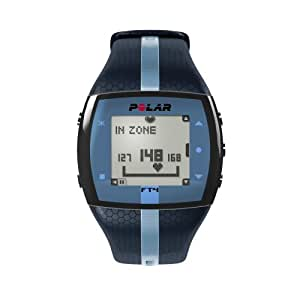 Polar FT4M Cardiofréquencemètre Bleu