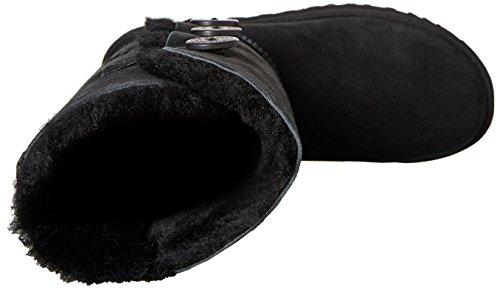 UGG 1016227, Stivali Alti Invernali Donna Black