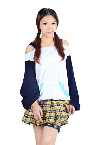 De-Cos Rosario to Vampire 'Yuki Onna' Shirayuki Mizore Outfit 1st Ver (Kostüm Rosario Vampir)