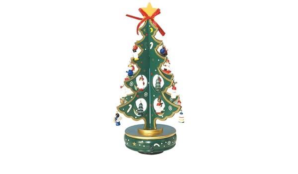 Alberi Di Natale In Legno Addobbati : Come fare un albero di natale a prova di gatto