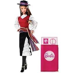 Barbie - Muñecas del mundo: Chile (Mattel W3494)