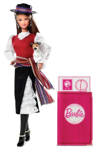 Barbie Puppen der Welt: Chile ()