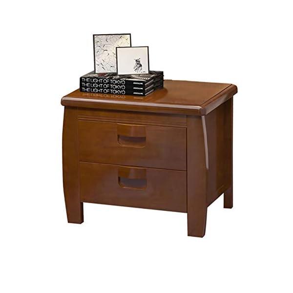 Small coffee table Mobili da Cucina in Legno Massiccio Comodino  Multi-Funzione Armadio Divano tavolino, Facile da Pulire cassetti, Adatto  per Camera ...