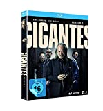 Gigantes - Season 1 [Blu-ray]