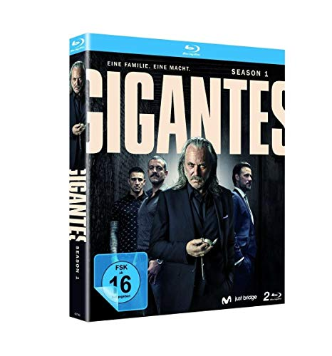 Gigantes - Season 1 [Blu-ray] -