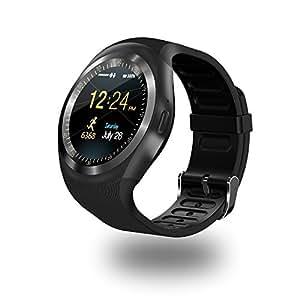Motorola Triumph Compatible Bluetooth Smart Wrist Phone watch With Camera & Sim Card support by JIKRA