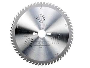 DeWalt DT4351QZ 250 x 30mm x 60 dents Lame de scie circulaire Série 60 (Import Grande Bretagne)