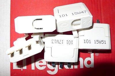 Fiche DCL 2P+T Legrand 60134 lot de 5
