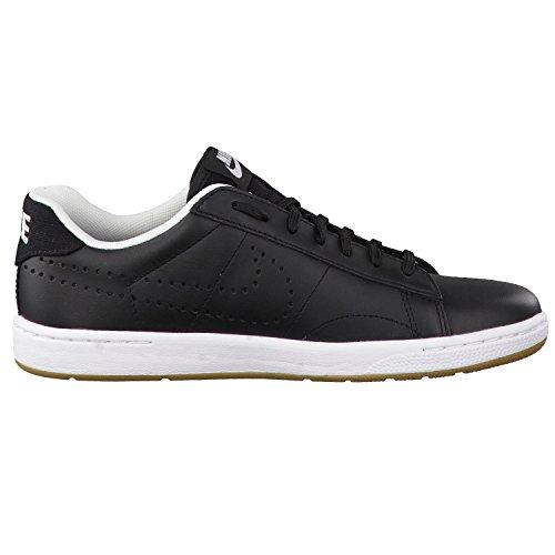 Nike W Tennis Classic Ultra Lthr, Chaussures de Sport Femme Noir / Noir-Blanc